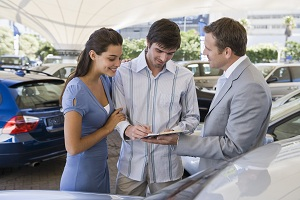 check guarantee, general manager, auto dealership