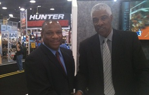 Charles Dortch and Julius Dr J Erving