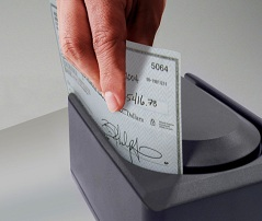 Electronic Check Conversion (ECC) streamlines payment processing and reduces paperwork