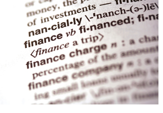 A Glossary and Definition of Finance and Payment Terms