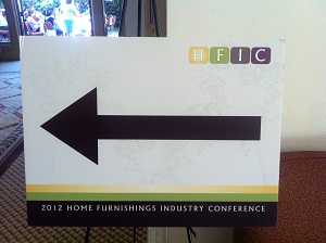 HFIC 2012, home furnishing industry