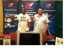 CrossCheck exhibiting at HFIC