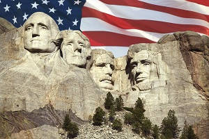 presidents day mount rushmore