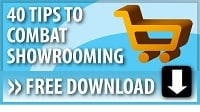 showrooming prevention tips