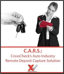 Remote deposit capture for auto dealerships helps simplify and streamline check processing.