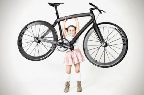 Building Materials Bikes Three