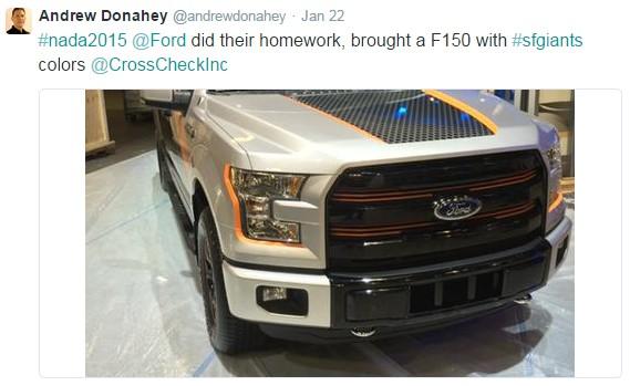Ford at NADA 2015