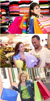 Check processing services for specialty retail.