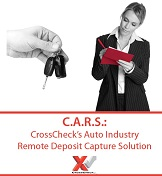 Remote Deposit Capture Auto Dealers