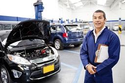 Auto Dealer Service Department