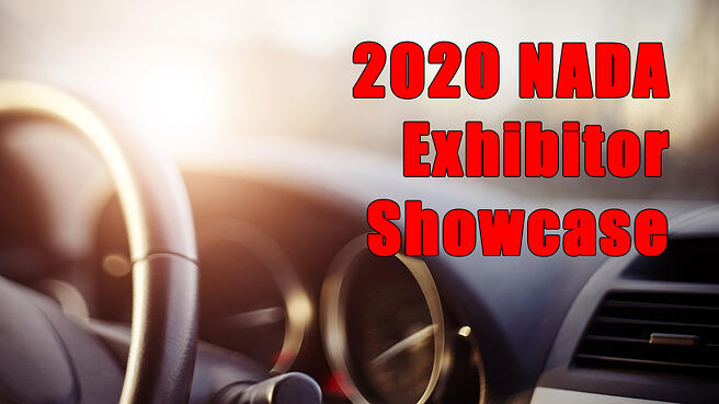 2020 NADA Exhibitor Showcase