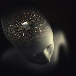 AI brain microprocessor