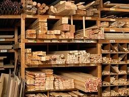 building supply sales