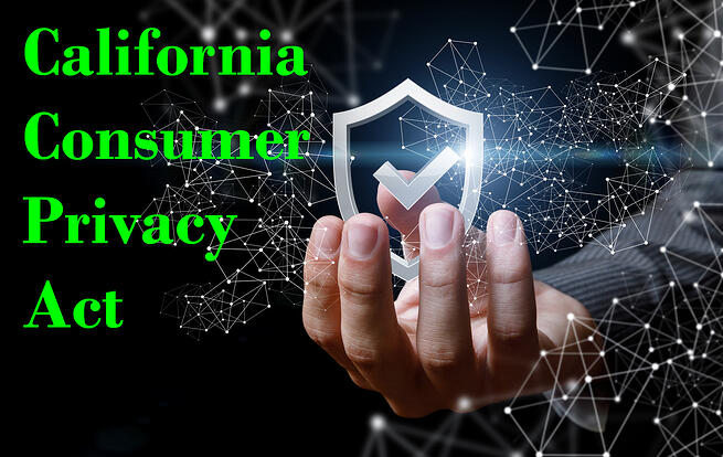 Calif Consumer Privacy Act