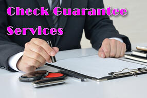 Check Guarantee Services