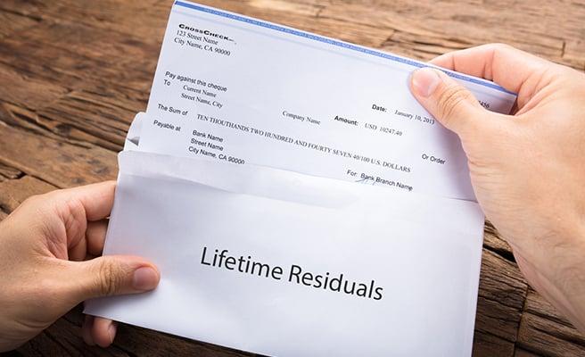 Lifetime Residuals