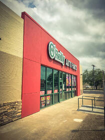 OReilly Auto Parts store