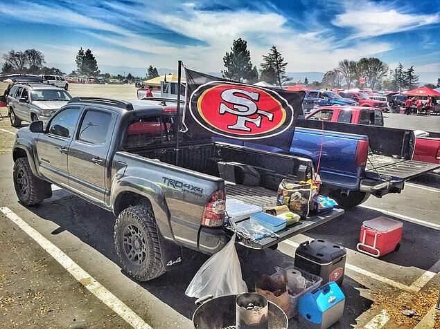 auto dealership tailgate parties
