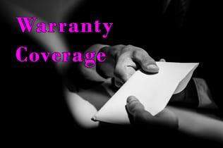 Warranty Coverage
