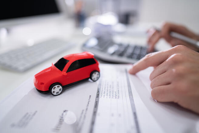 auto finance papers