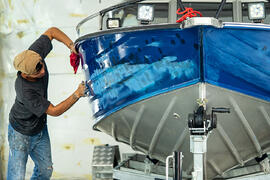 winter boat workshops