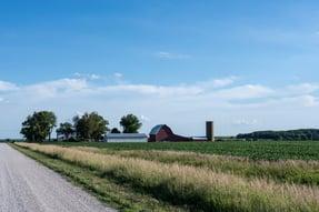 country road heartland