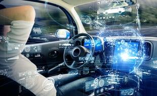 driverless car AI