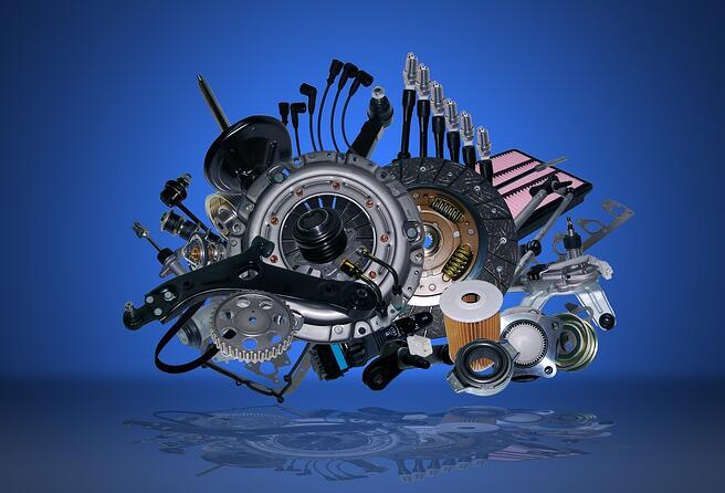 parts sales at auto dealerships