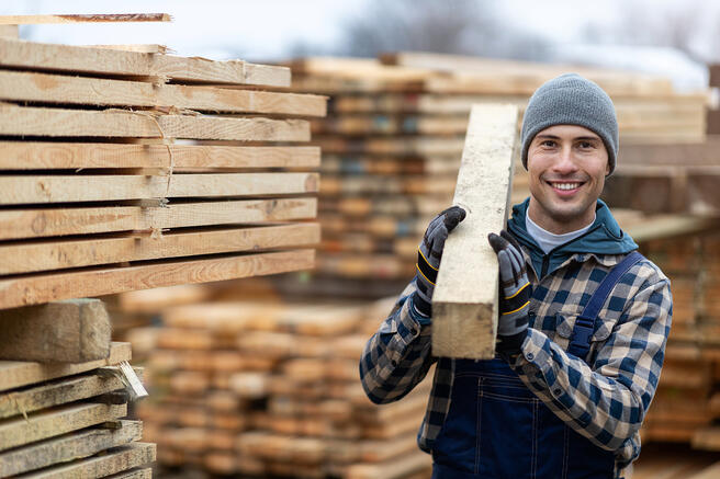 Record high lumber prices