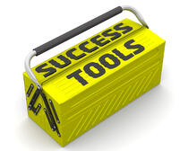 Tool box for success