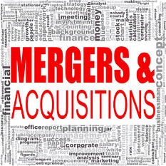 mergers acquisitions headline