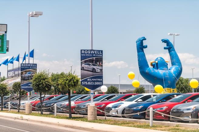 monster auto sale