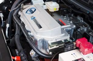 nissan electric auto motor