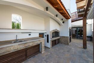 outdoor stone kitchen-1