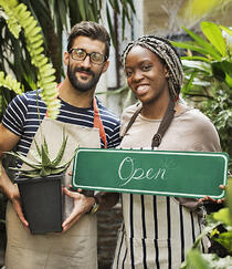 plant growing biz owners