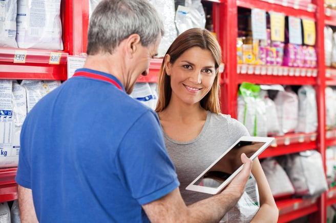 more retail sales