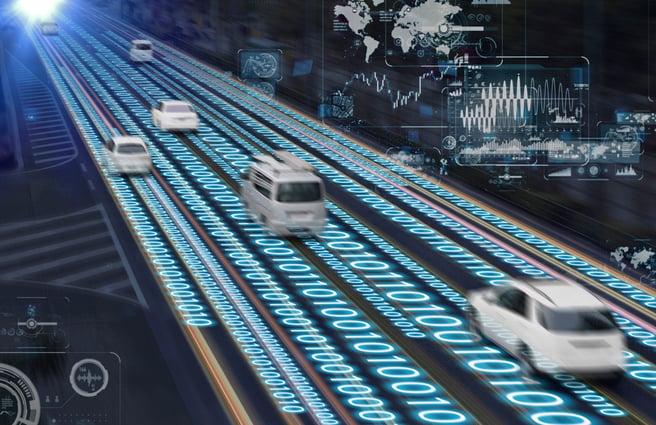 smart cars freeway 2