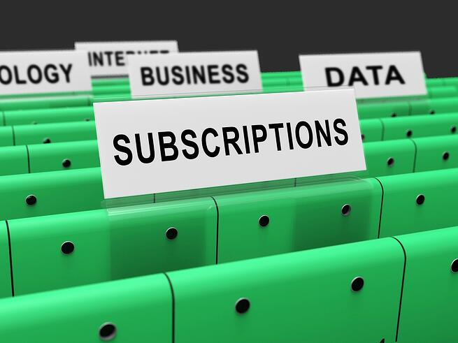 auto subscription services