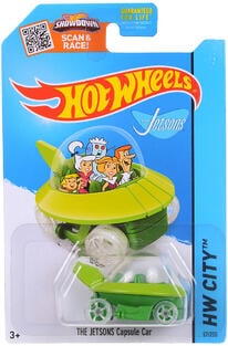 the jetsons hotwheels