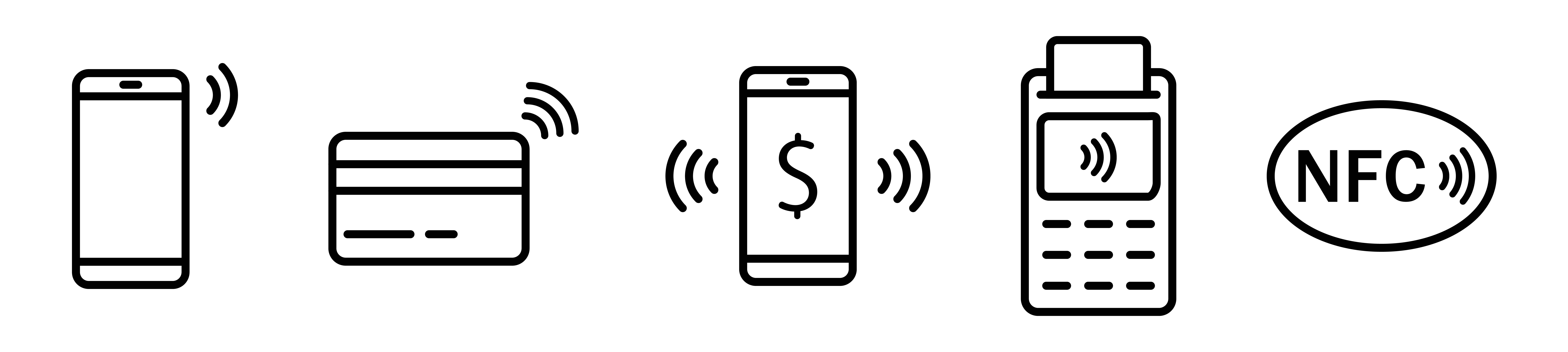 wireless payment banner