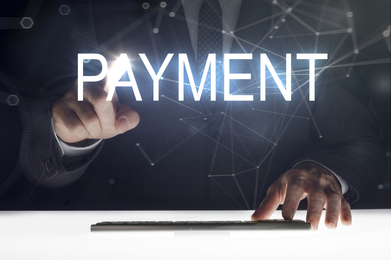 most common form of payment
